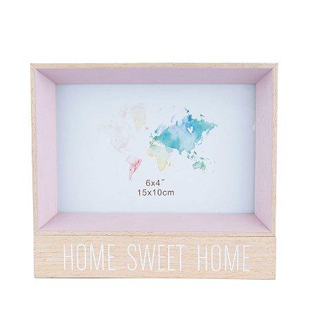 Porta Retrato Home Sweet Home