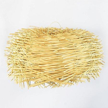 Lustre Fibra de Bambu 2