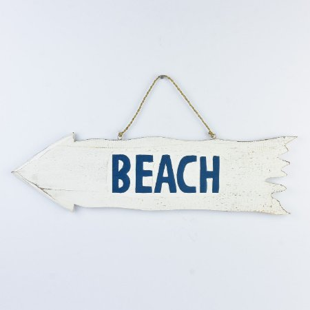 Placa Seta Beach Decor