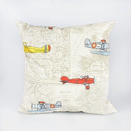 Almofada Aviãozinhos