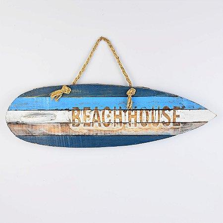 Pranca Beach House Azul e Marrom