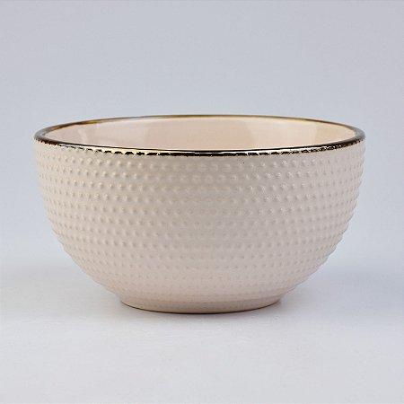 Bowl Olive Branco