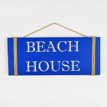 Placa Beach House