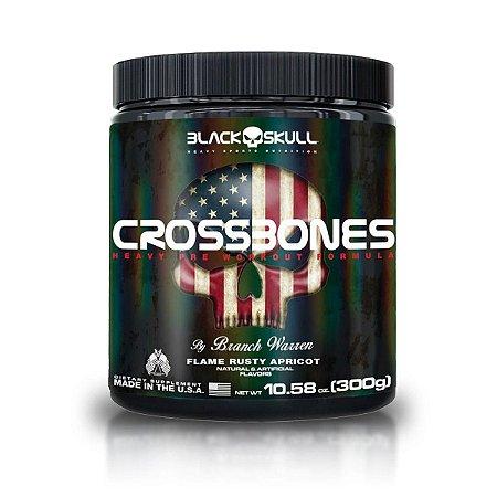 Crossbones 300g - Black Skull