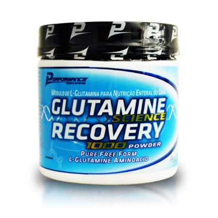 Glutamine Recovery 300g - Performance Nutrition