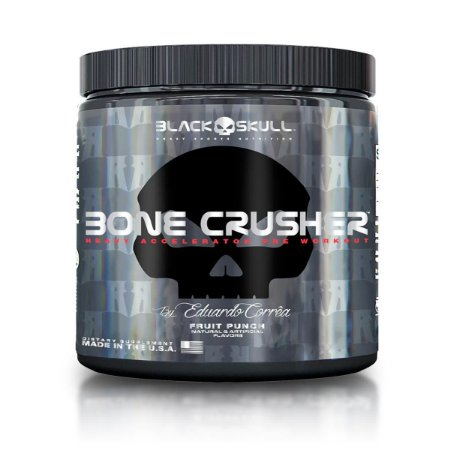 Bone Crusher 300g - Black Skull