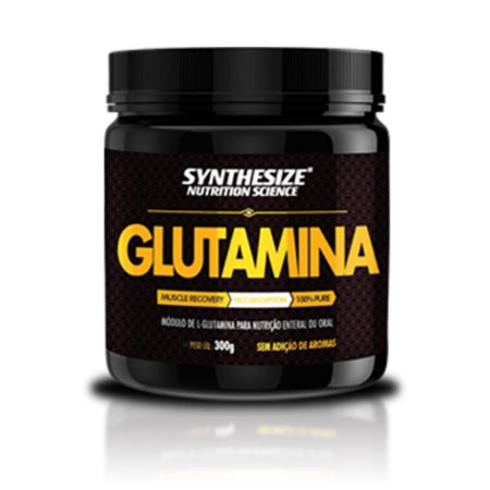 Glutamina 300g - Synthesize