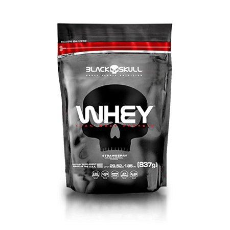 100% Whey Protein 837g - Black Skull