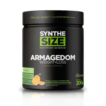 Armagedom Weight Loss 200g - Synthesize