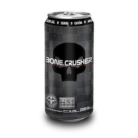 Energético Bone Crusher Xtreme Energy Drink 269Ml - Black Skull