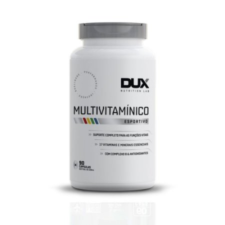 Multivitaminico 90 Caps - Dux