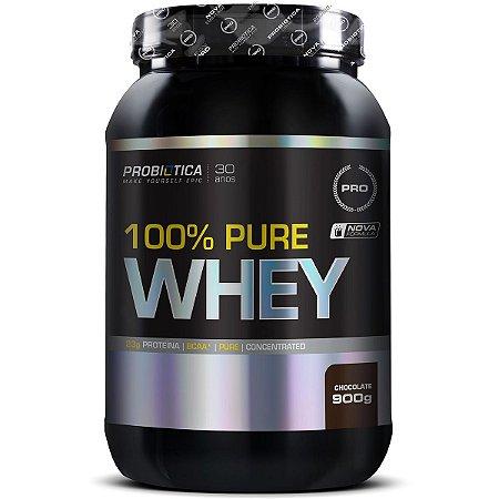 100% Pure Whey (900g) / Probiótica