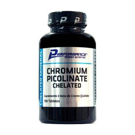 Chromium Picolinate (100 tabs) / Performance