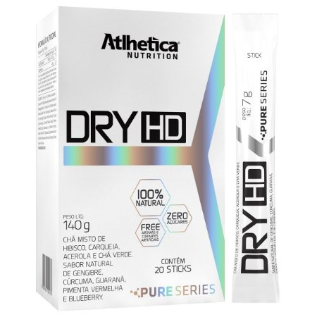 Dry HD (20 Sticks) / Atlhetica