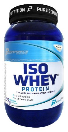 ISO Whey (2Lbs) / Performance