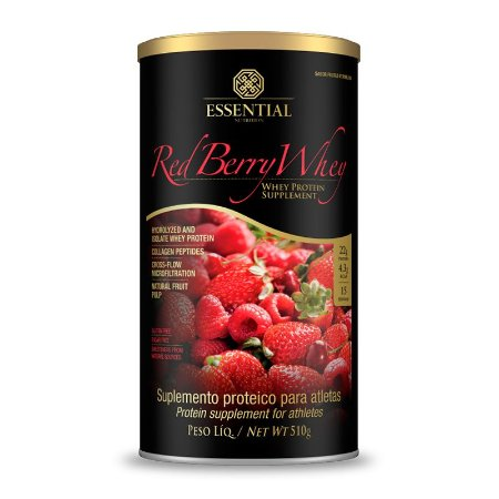 Red Berry Whey (510g) / Essential