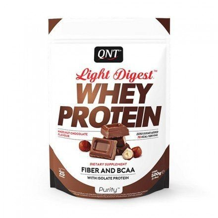 Light Digest Whey Protein (500g) / QNT