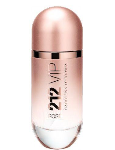 Perfume 212 VIP Rosé Carolina Herrera - Perfume Feminino - EDP 80ml