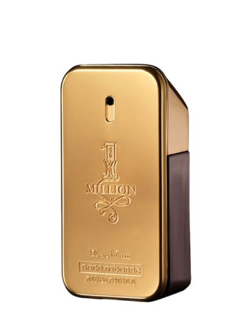 Perfume 1 Million Paco Rabanne - Perfume Masculino - EDT - 50ml