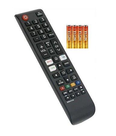 Controle Remoto TV LED Samsung BN59-01315A +pilhas