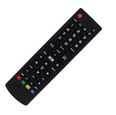 Controle Remoto Compativel Universal com Samsung e Lg