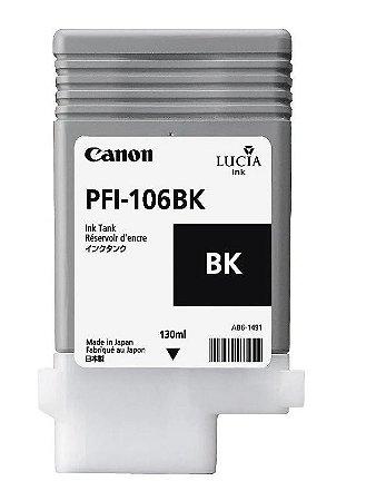 Cartucho Canon Pfi106BK Pfi 106bk BK Expirad 01/2021
