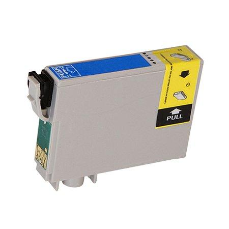Cartucho Compatível Epson 133 T1332 T133220 Cyan TX120 TX135 TX320F TX125 T22 TX420W 8ml