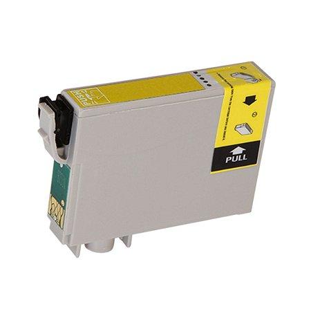 Cartucho Compatível Epson 133 T1334 T133420 Yellow TX120 TX135 TX320F TX125 T22 TX420W 8ml