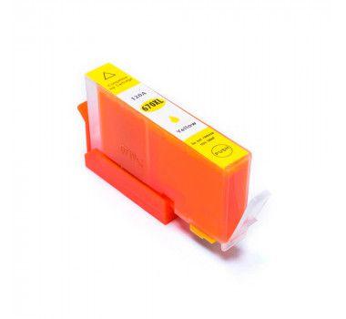 Cartucho Compatível   670xlCZ120AB Yellow   4625 4615 5525 14ml