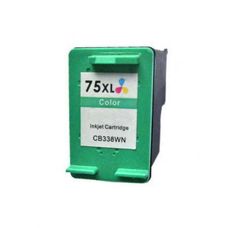 Cartucho Compativel Hp 75 75xl color Photosmart C4480 C4280 C5280 13ml