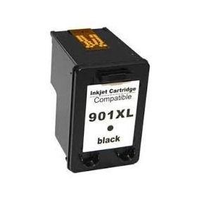 Cartucho Compativel Hp 901xl 901xl black Cc654ab 4540 J4550 J4580 J4660 13ml