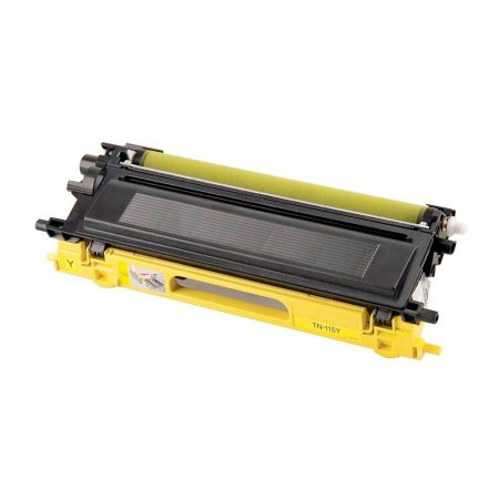 Toner Compatível Brother TN115 Yellow |HL-4040 HL-4070 MFC-9440 MFC-9840 9440 9840 Byqualy 4k