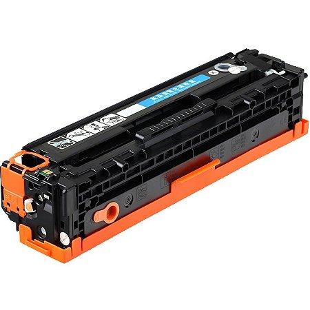 Toner Compatível  Cb541a Ce321a Cf211a Cyan Cp1215 M251 M276 Cm1415 Cp1525 1510 Byqualy 1.4K