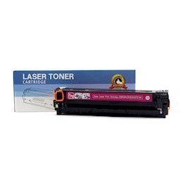 Toner Compatível  Cb543a Ce323a Cf213a Magenta Cp1215 M251 M276 Cm1415 Cp1525 Bestchoice 1.4k