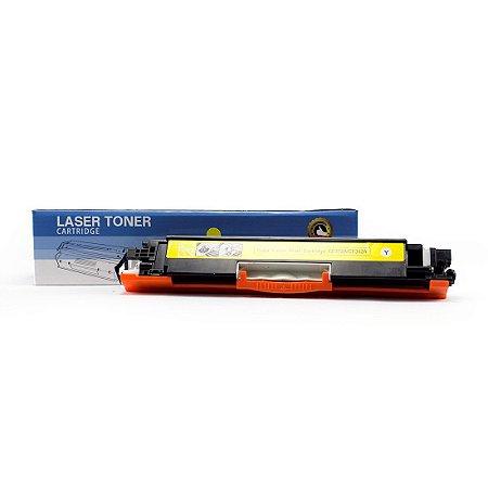 Toner Compatível Hp Ce312a Cf352a Yellow Cp1025 Cp1020 M175 M176 M177 Bestchoice 1k
