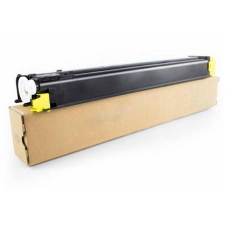 Toner Compatível Sharp Mx-23Btya Yellow Mx-2310 Mx2310 Mx2614N Mx2616N Mx3114 Mx3116N Isd 18k