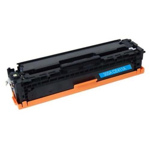 Toner Compatível  Cc531a Ce411a Cf381a Cyan Cp2025 Cm2320 M476 M451 M476 Chinamate2.8K