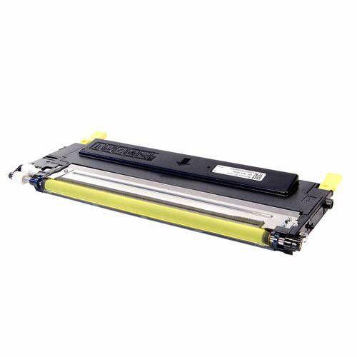 Toner Compatível Samsung Clt 409 Y409 Y409S Yellow Clp310 Clp315 Clx3170 1K