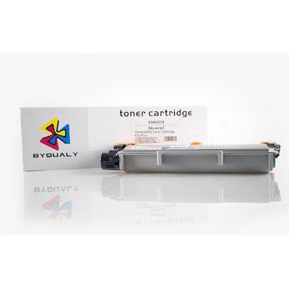 Toner Compatível Brother Tn2370 Tn-2370 Tn2340 Tn6602320D 2360DW 2740DW Byqualy 2.6K