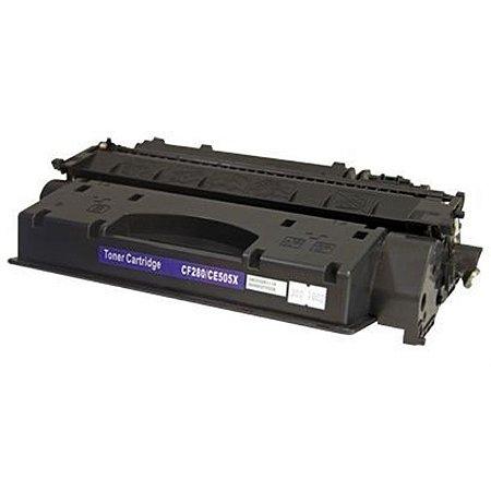 Toner Compatível Hp Ce505x 05x 505x Cf280x 80x 280x | P2055 Hp Pro 400 M401 M425 Evolut 6.5k