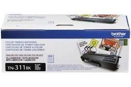 Toner Original Brother TN-311k TN311 Black DCP-L8400CDN HL-L8350CDW MFC-L8600CDW 2.5k