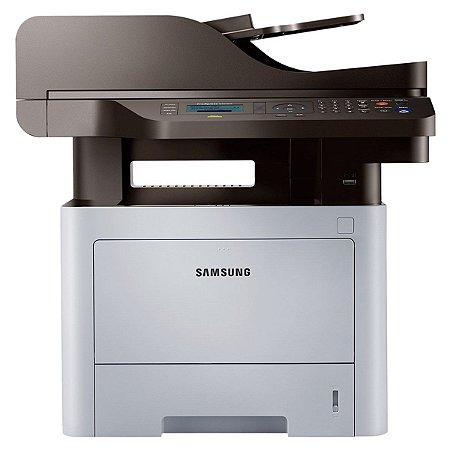 Impressora Multifuncional Samsung M4070FR SL-M4070FR Laser Mono Impressora Copiadora Digitalizadora