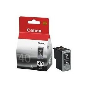 Cartucho Original Canon Pg40 Pg-40 Mp150 Mp170 Mp160 Mx300 Mx310 Ip1600 Ip1700 16ml