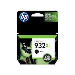 Cartucho Original Hp 932xl Black Cn053ab Officejet 7610 7110 7612 7510 7100a 22,5ml