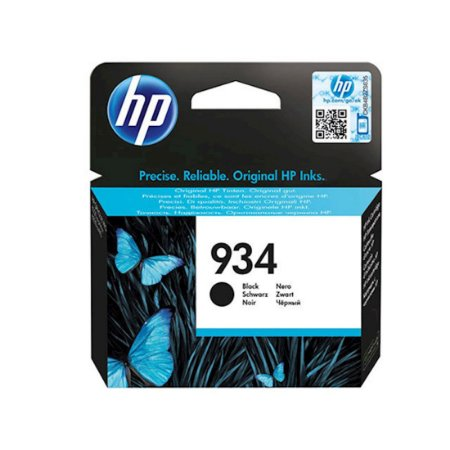 Cartucho Original Hp 934 Black C2p19al Officejet 6230 6830 10ml