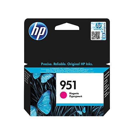 Cartucho Original HP 951 Magenta Cn051ab HP Officejet Pro 8100 8600 M276dw 8610 8620 8630 M251 8ml