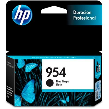 Cartucho Original Hp 954 Black L0s59ab Officejet Pro 7720 7740 8710 8715 8720 8716 8725 8210 8740 23,5ml