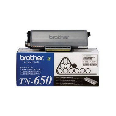 Toner Original Brother Tn650 Tn-650 Tn650s 8k