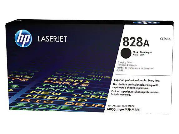 Tambor de Imagem Original HP LaserJet Hp Cf358a 828a M855DN M855 M880Z M880 30k