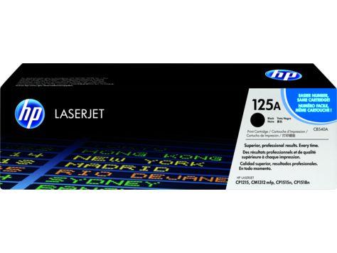 Toner Original Hp Cb540a 125a Black   Hp Color Laserjet Cp1215 Cp1515n Cp1518n Cm1312   2.2k